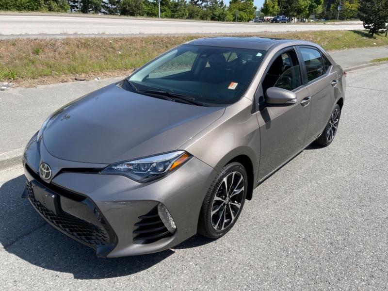 Toyota Corolla 2017 price $19,999