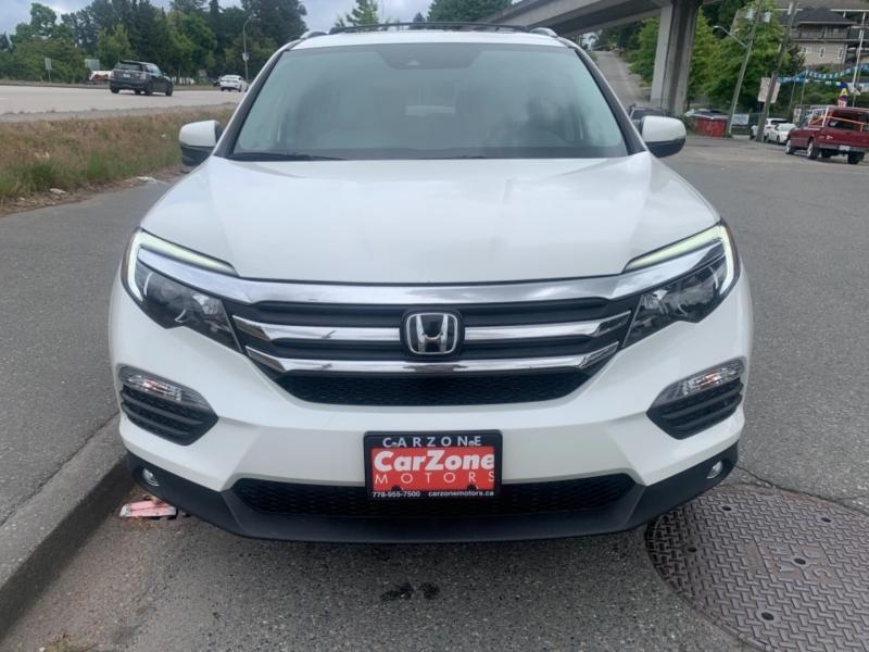Honda Pilot 2016 price $30,999