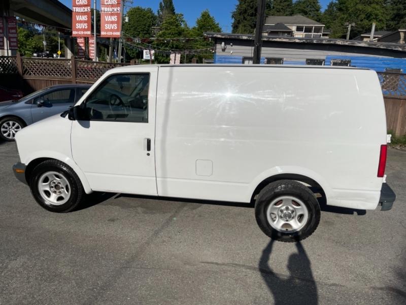 Chevrolet Astro Cargo Van 2004 price $8,995