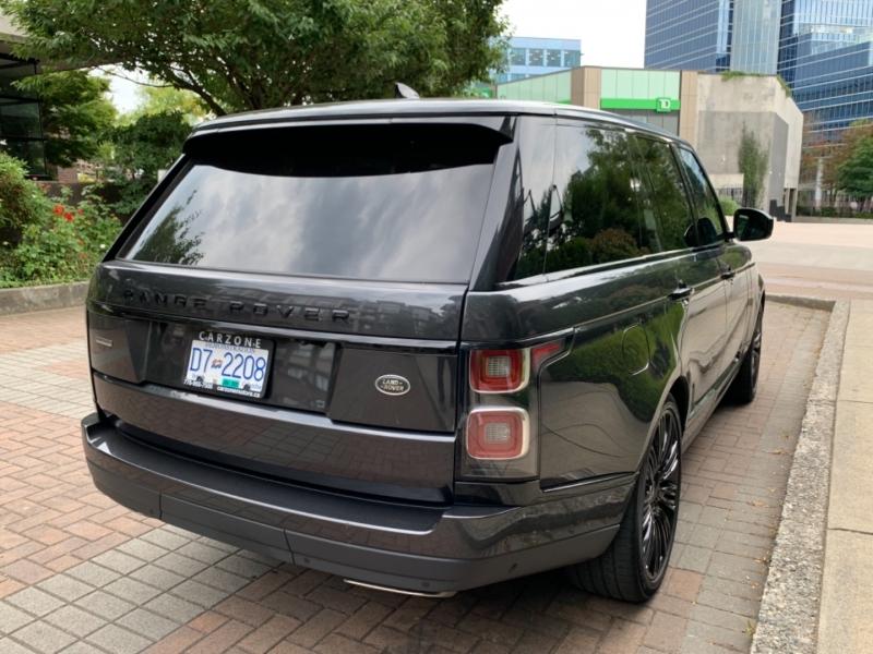Land Rover Range Rover 2018 price $94,995