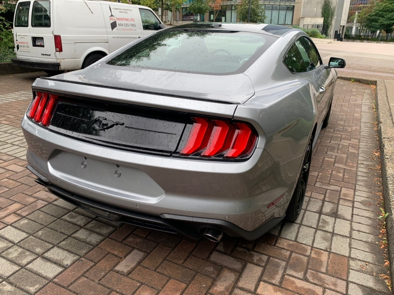 Ford Mustang 2020 price $43,995