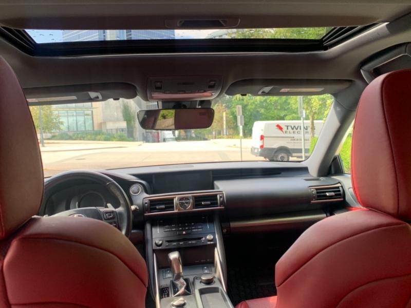 Lexus IS 2018 price $39,888