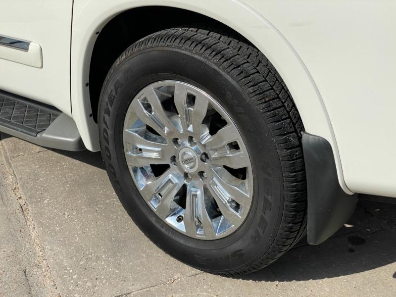 Nissan Armada 2015 price $24,900