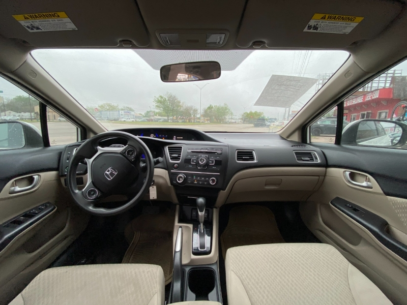 Honda Civic Sedan 2014 price $12,900