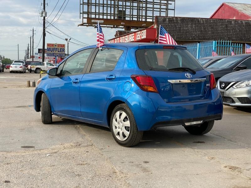 Toyota Yaris 2015 price $7,900