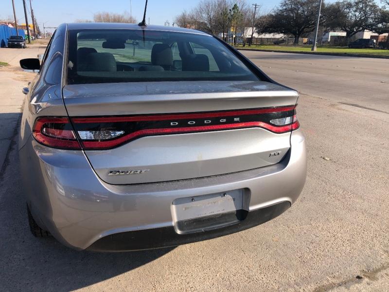 Dodge Dart 2016 price $6,900