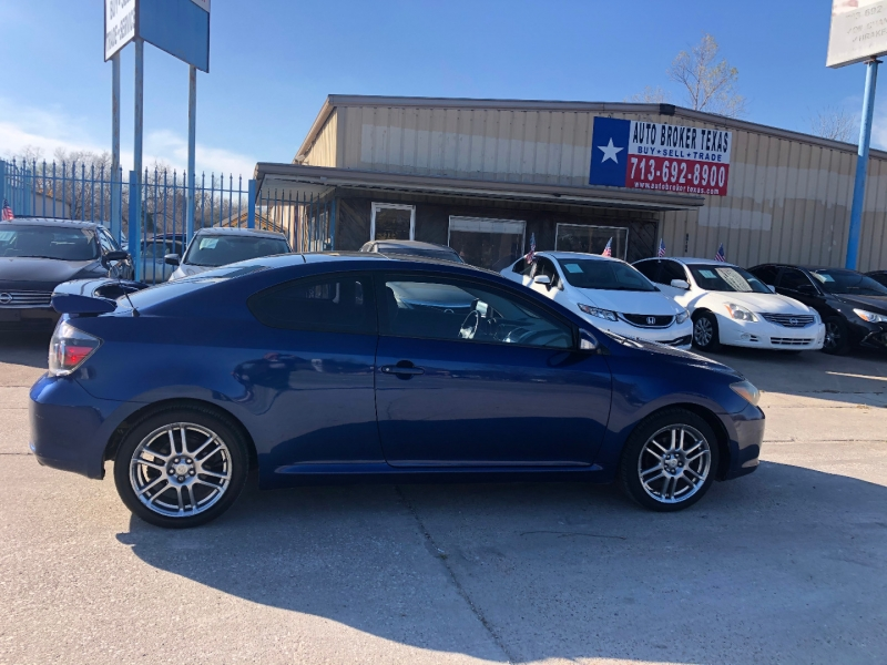 Scion tC 2008 price $4,900