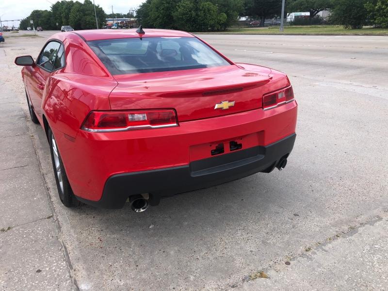 Chevrolet Camaro 2014 price $11,900