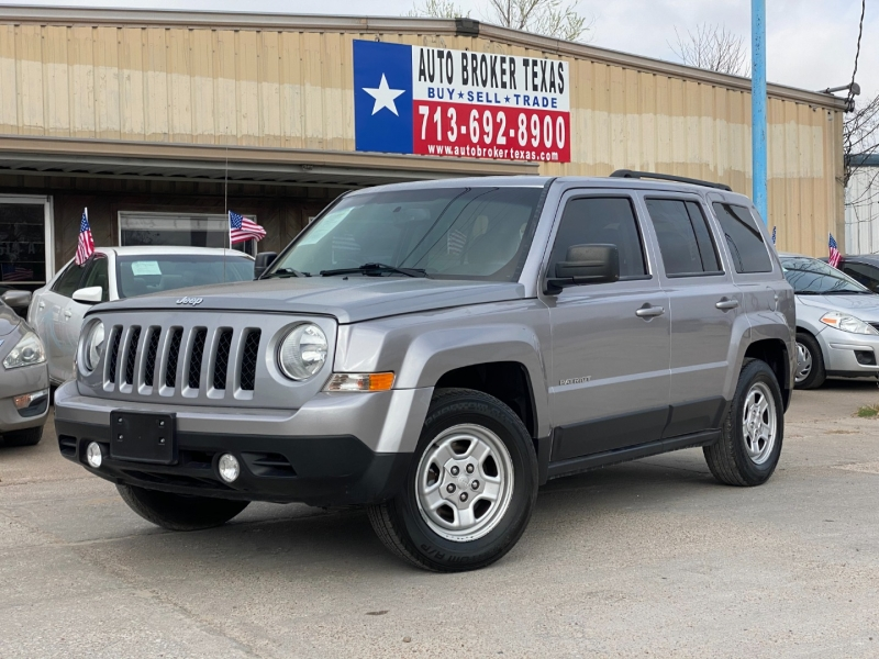 Jeep Patriot 2016 price $10,900