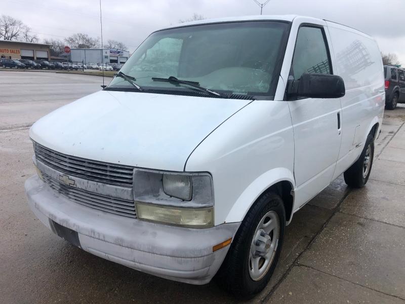 Chevrolet Astro Cargo Van 2003 price $4,900