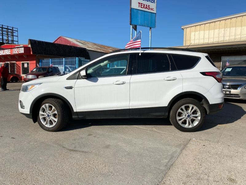 Ford Escape 2018 price $14,500