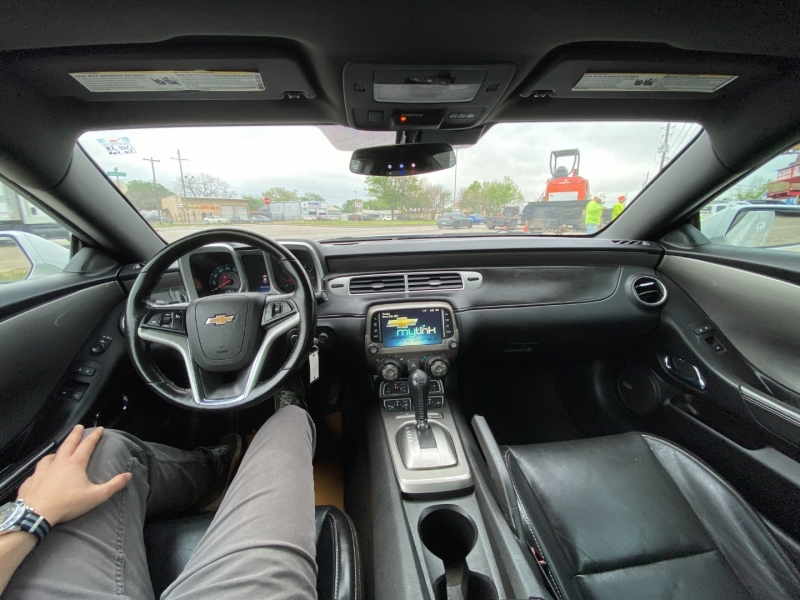 Chevrolet Camaro 2014 price $16,900