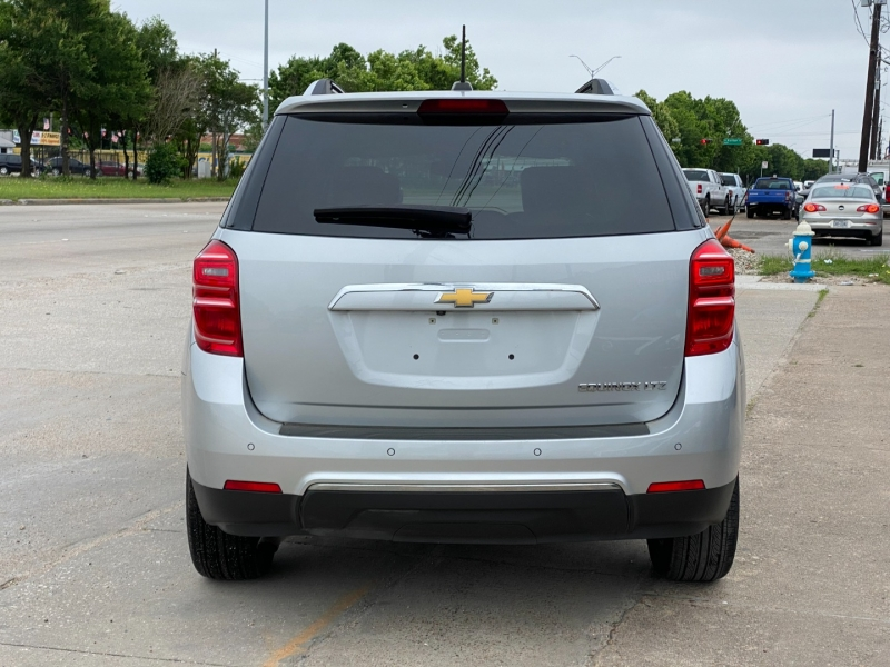 Chevrolet Equinox 2016 price $13,900
