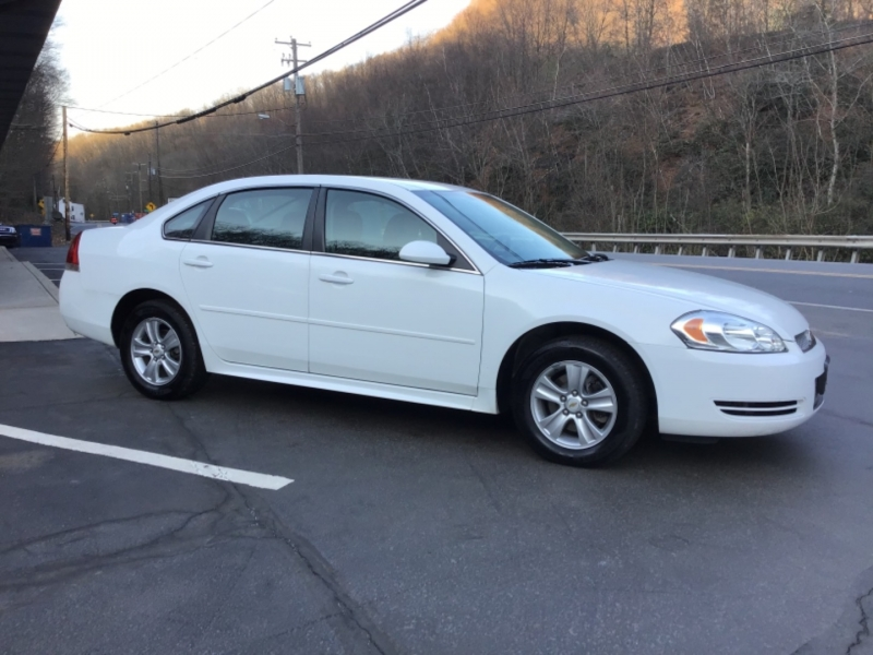 Chevrolet Impala Limited 2015 price $14,999