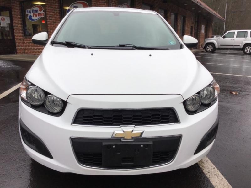 Chevrolet Sonic 2016 price $14,999