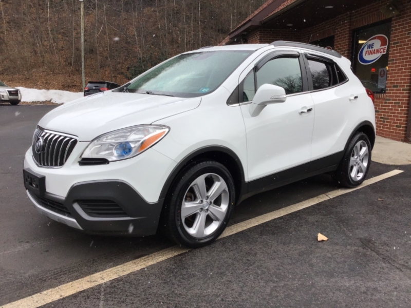 Buick Encore 2016 price $20,999