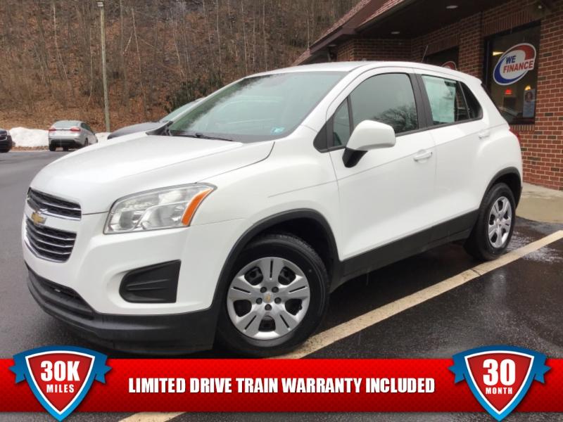 Chevrolet Trax 2016 price $18,999