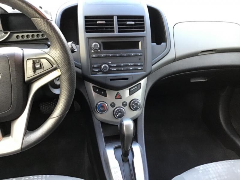 Chevrolet Sonic 2013 price $12,999