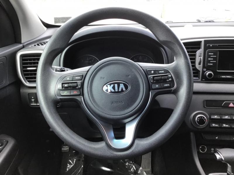 Kia Sportage 2017 price $21,999