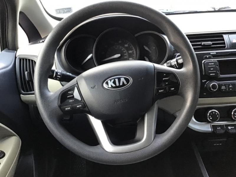 Kia Rio 2014 price $14,999
