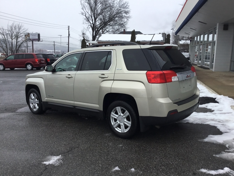 GMC Terrain 2014 price $16,999