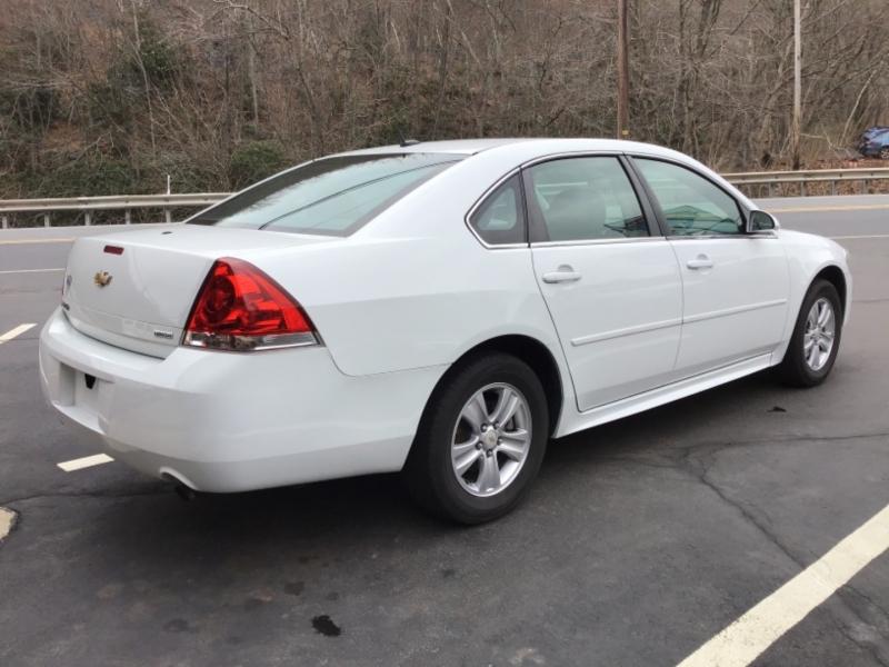 Chevrolet Impala Limited 2014 price $14,999