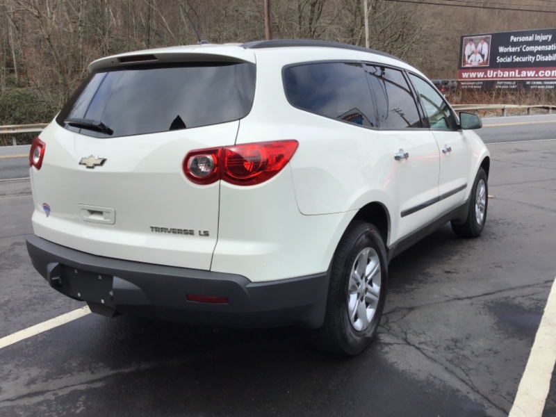 Chevrolet Traverse 2012 price $20,999