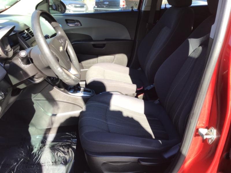 Chevrolet Sonic 2012 price $13,999