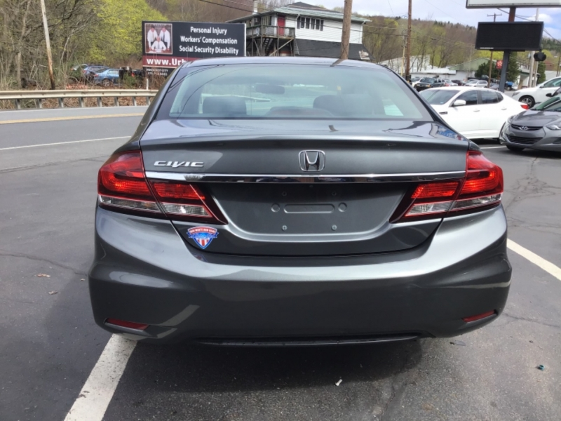 Honda Civic Sdn 2013 price $16,999