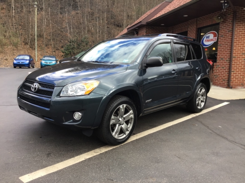 Toyota RAV4 2012 price $21,999