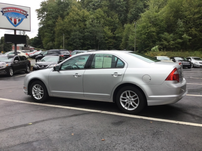 Ford Fusion 2012 price $14,999