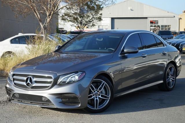 Mercedes-Benz E-Class 2018 price $36,000