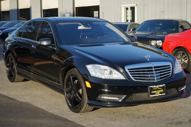 Mercedes-Benz S-Class 2013 price $27,500