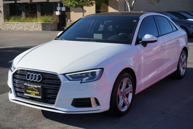 Audi A3 Sedan 2018 price $23,500