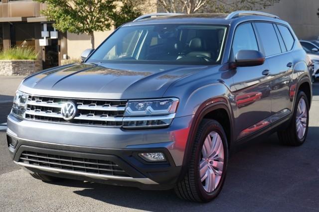 Volkswagen Atlas 2019 price $34,250