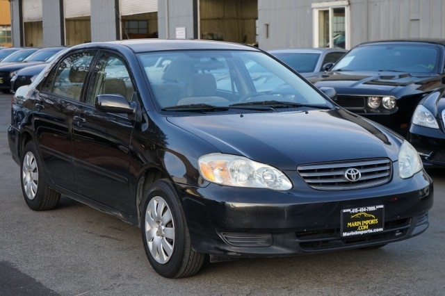 Toyota Corolla 2003 price $6,999