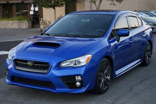 Subaru WRX 2017 price $30,900