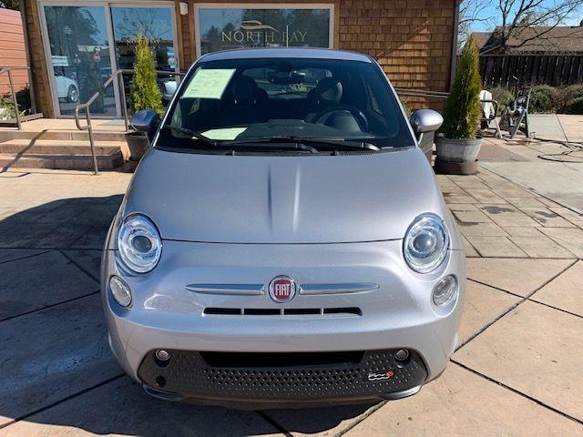 Fiat 500E 2017 price $8,999