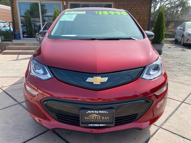 Chevrolet BOLT LT 2017 price $15,990