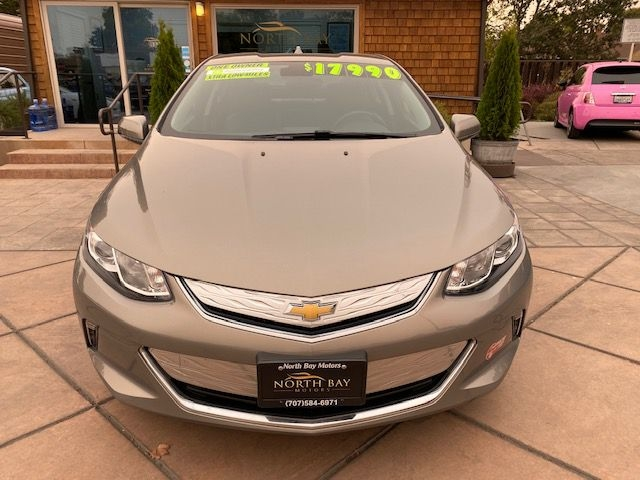 Chevrolet VOLT LT 2017 price $16,990