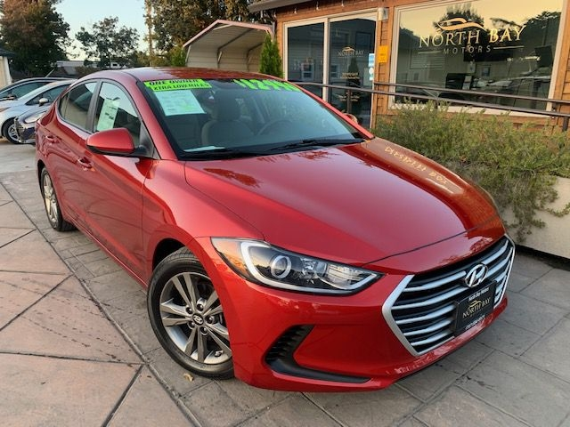Hyundai ELANTRA SE 2017 price $12,990