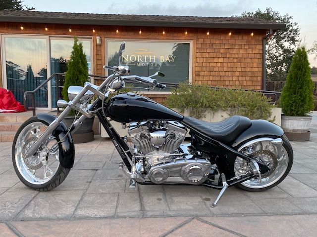 - BIG DOG K-9 CUSTOM CHOPPER 2006 price $12,990