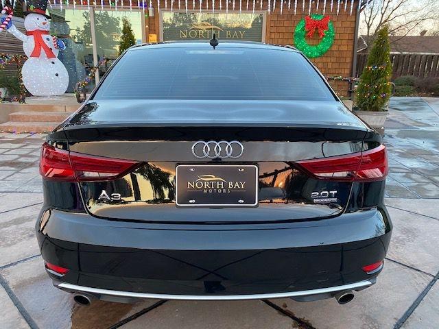 Audi A3 Sedan 2017 price $18,990
