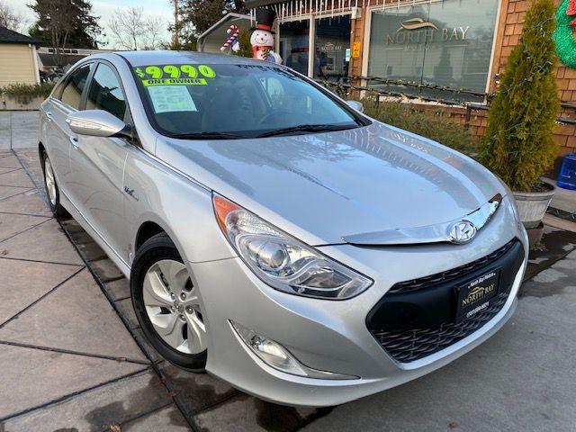 Hyundai SONATA HYBRID 2013 price $9,990