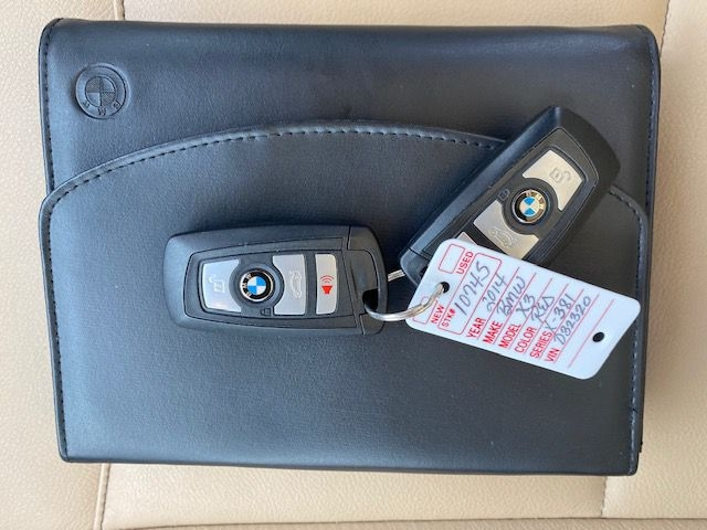 BMW X3 XDRIVE 28I 2014 price $13,990