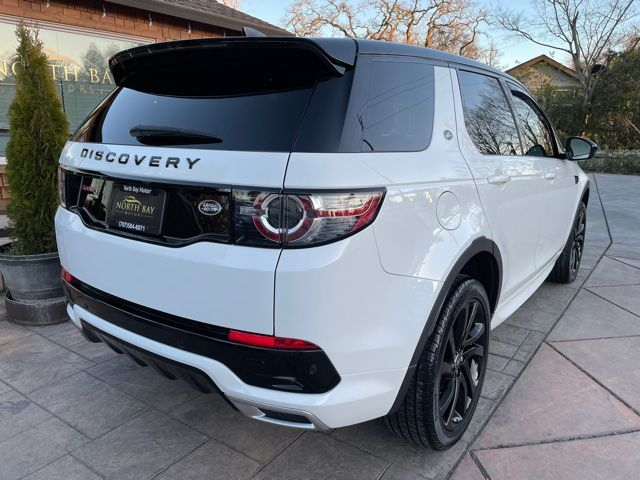 Land Rover DISCOVERY SPORT 2018 price $34,990