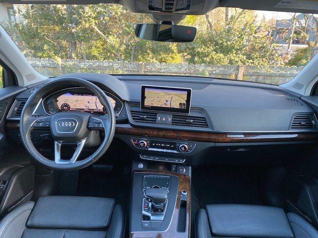 Audi Q5 PREMIUM PLUS 2018 price $31,990