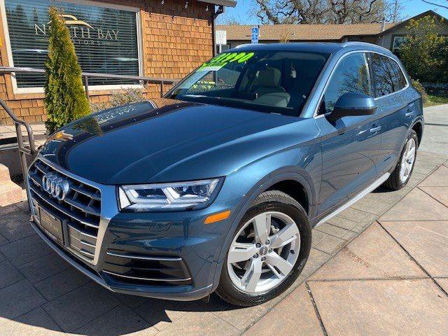 Audi Q5 2018 price $31,990