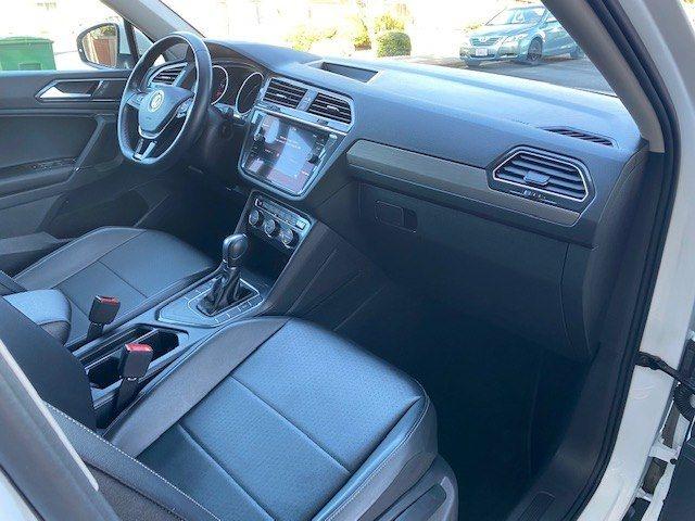 Volkswagen TIGUAN SE 2018 price $17,990