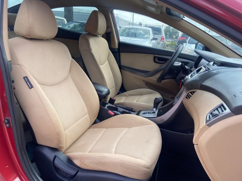 Hyundai Elantra 2012 price $5,495